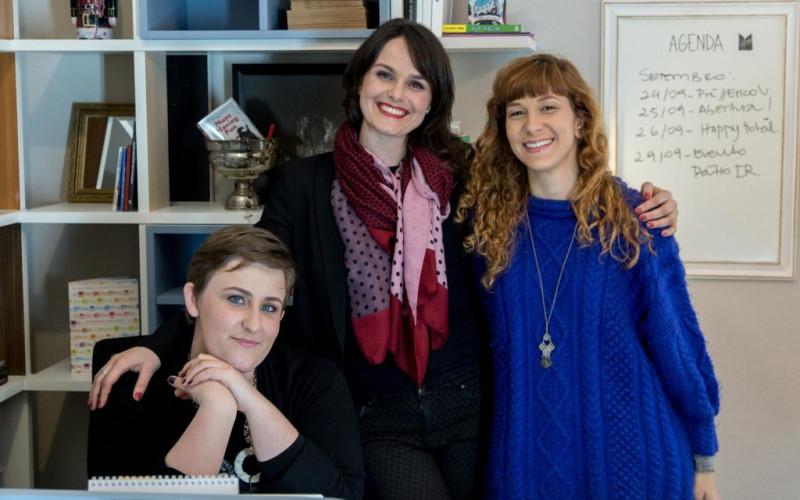 Maria Cultura comemora boa fase com nova sede e parceria com as Lojas Pompéia