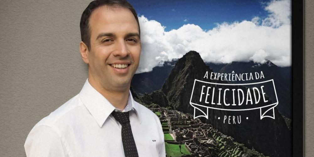 4ª Edição do projeto a Experiência da Felicidade vai até o Peru