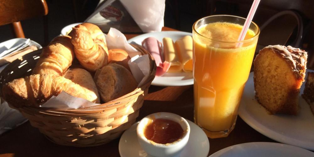 Delícias de inverno com café da manhã especial, sopas e fondue na Divina Padoca