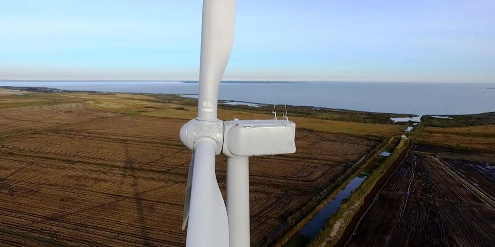 Rio Grande do Sul ganha novo parte eólico em Águas Claras, Viamão