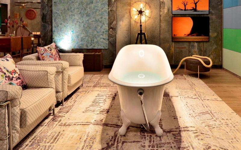 Da piscina a sala de jantar - Soluções, clássicos e novidades em tapeçaria com a Império Persa Home Design