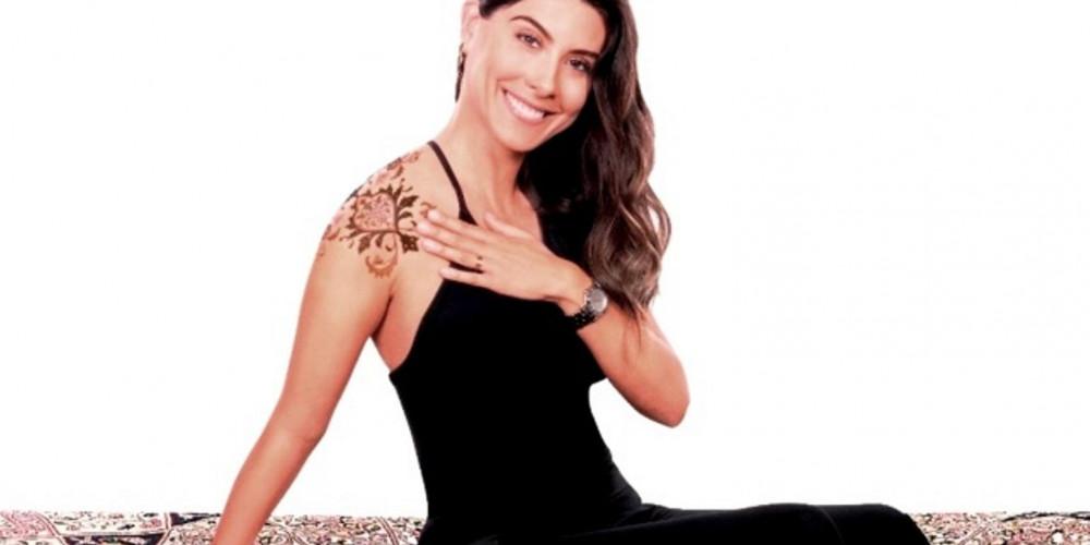Tapeçaria persa ganha versão à flor da pele