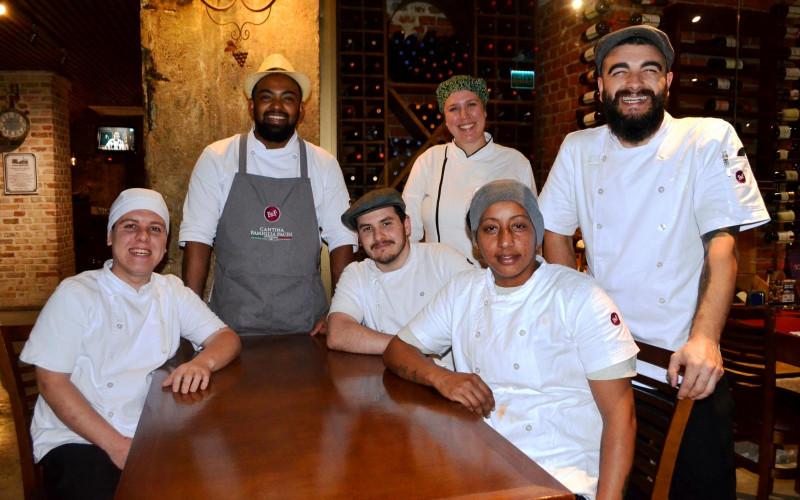 Cozinha de família enriquece gastronomia e ambiente profissional com reflexos positivos nos negócios da Cantina Famiglia Facin
