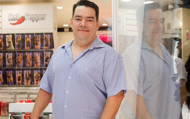 Mudança de comportamento do público masculino reflete no crescimento das vendas em rede de lojas