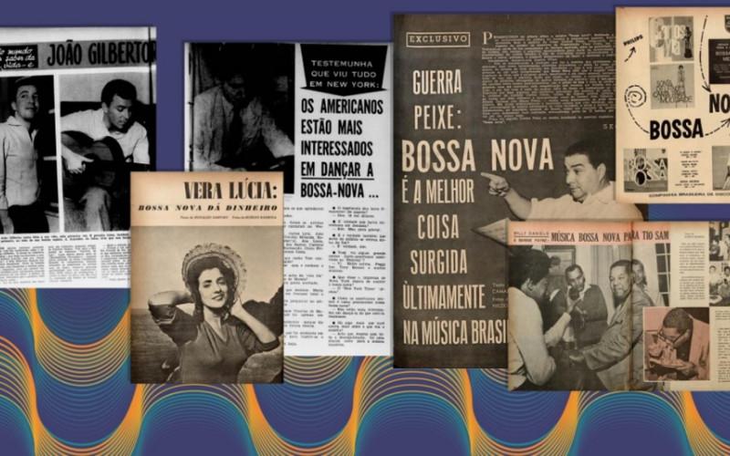 Ambiente busca o resgate da história dos anos 50 e 60 e a influência deste gênero musical no universo da arquitetura