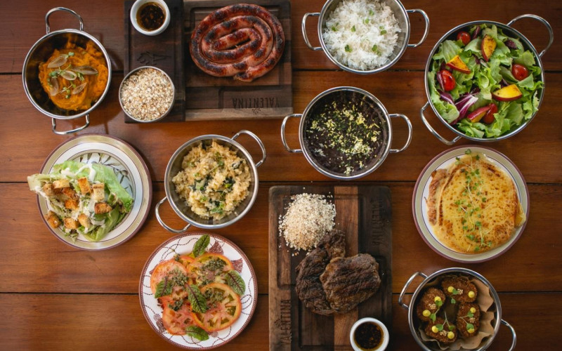 Valentina Steak Bar apresenta seu novo cardápio com saborosas novidades