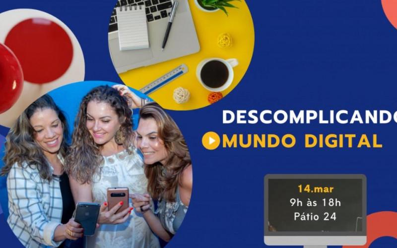 Porto Alegre recebe a 2ª edição do workshop Descomplicando o Mundo Digital