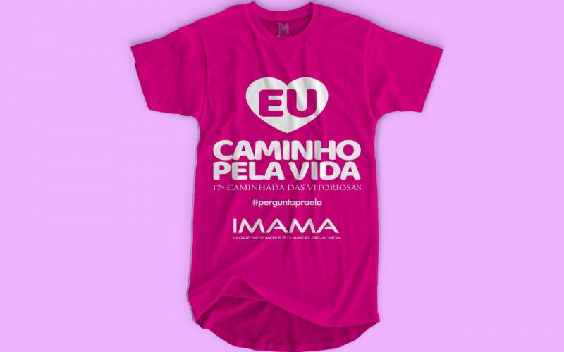 Outubro Rosa - IMAMA RS apresenta Eu Caminho Pela Vida