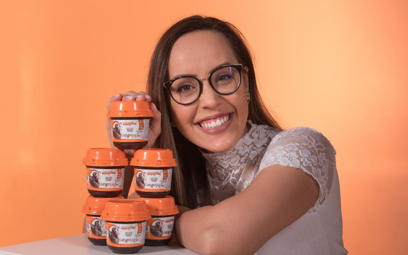 Linha Sabores das Emoções da Bom Princípio Alimentos ganha cinco novos rótulos com lançamento e campanha para o Dia dos Namorados