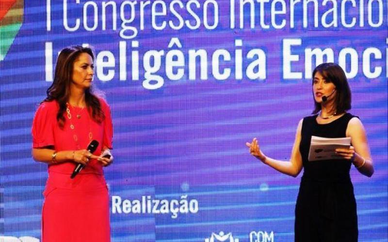 I Congresso Internacional de Inteligência Emocional foi marcado pela troca de conhecimentos sobre bem-estar, saúde mental e segurança psicológica